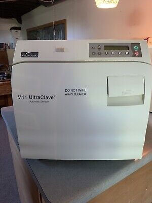 $3750 • Buy Midmark Ritter M11 Ultraclave Automatic Sterilizer Autoclave Dental