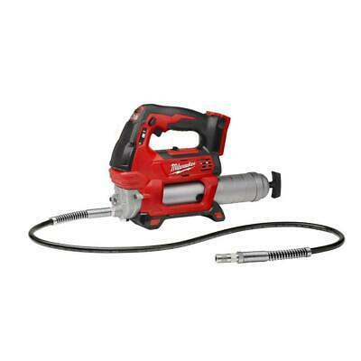$211 • Buy Milwaukee M18 18-Volt Lithium-Ion Cordless Grease Gun 2-Speed (Tool-Only).