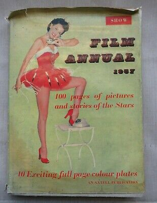 £15 • Buy SHOW Film Annual 1957 - Axtel Publications - Very Rare Book