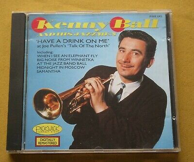 £5 • Buy Kenny Ball & His Jazzmen- 'Have A Drink On Me' - Used Cd VGC