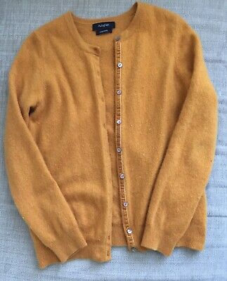 £5 • Buy M&S Pure 100% Cashmere Cardigan Size 10-12 Woman's