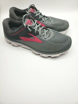 $ CDN26.66 • Buy Brooks Womens Anthem Gray Pink Running Shoes Athletic Sneakers Size 11 B