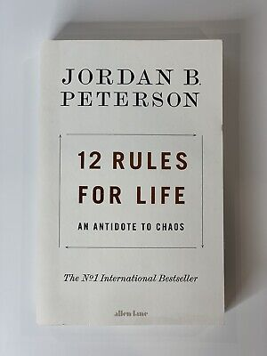 AU20 • Buy 12 Rules For Life: An Antidote To Chaos By Jordan B. Peterson. Free Shipping