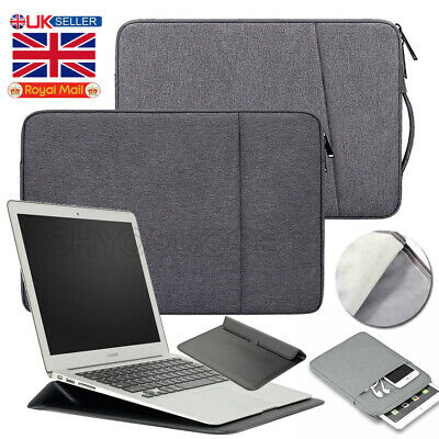 £13.99 • Buy Laptop Carrying Protective Sleeve Case Bag For Apple Macbook Air/Pro/Retina IPad