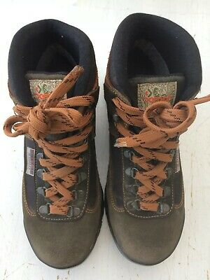 £20 • Buy Demon D-Tec 2000 Leather Made In Italy Hiking Boots Women's EU 38