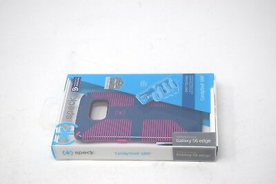 $ CDN10.82 • Buy Speck Products CandyShell Grip Case For Samsung Galaxy S6 Edge Blue/Pink