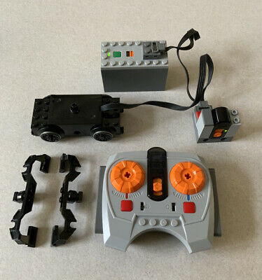 £36.25 • Buy Lego Train Power Functions, Motor, IR Receiver, Remote, Battery Box, Complete.