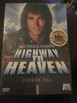 £31.95 • Buy Highway To Heaven: Season One (7pc) DVD Sealed New Sealed US Release
