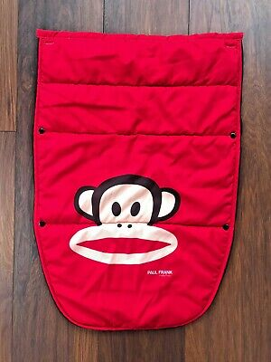 £4.80 • Buy Paul Frank Bugaboo Footmuff Front Half Only