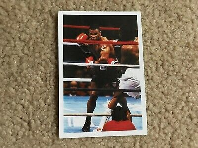 £89.95 • Buy 1986 Mike Tyson Rookie Card A Question Of Sport - Excellent Condition ⭐️