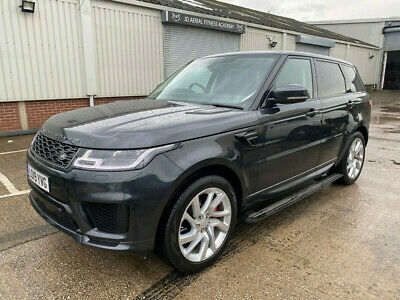 £5555 • Buy 2019 RANGE ROVER SPORT P400e 13.1kWh GPF HSE DYNAMIC FULLY REPAIRED NOT DAMAGED
