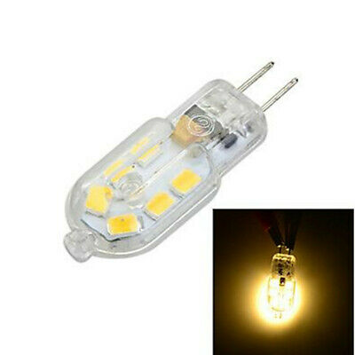 £2.46 • Buy G4 LED 2835 Light Halogen Bulb AC DC 12V 2W=20W Capsule Replacement For G4 Bulb