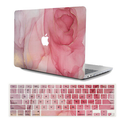 $5.20 • Buy Marbled #908 Matte Hard Shell Case  For MacBook Pro Air 11  12  13  15  M1 Chip