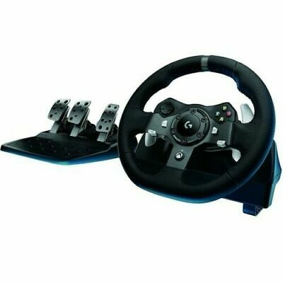 AU300 • Buy Logitech G920 Racing Wheel For Xbox One And PC