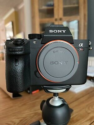 View Details Sony Alpha 7R III 42.4 MP Digital Camera - Black (Body Only) Low Shutter Count • 1,599.00£