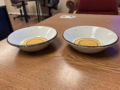 £18.10 • Buy TWO (2) MIDWINTER STONEHENGE - SUN CEREAL BOWL RARE 6.5  X 1.75  G