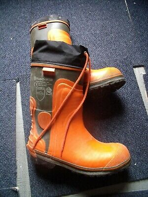 £30 • Buy Husqvarna Functional 24 Chainsaw Boots Size 45