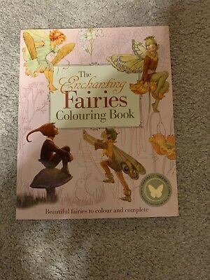 £2.50 • Buy The Enchanting Fairies Colouring Book By Margaret Tarrant (Paperback, 2016) *New