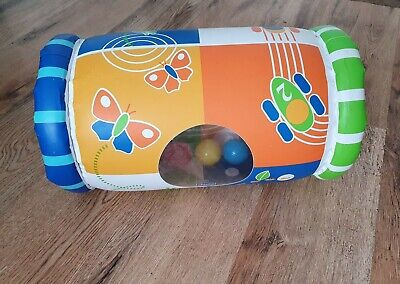 £3.50 • Buy Chicco Inflatable Baby Roller With Inner Balls Tummy Time