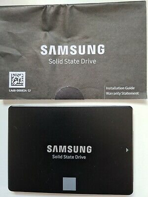£80 • Buy Samsung 870 EVO SSD 1TB 2.5  SSD Solid State Drive (Used)