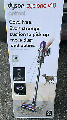 £200 • Buy Dyson Cyclone V10 Animal Cordless Vacuum Cleaner - Brand New Sealed In Box