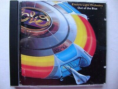 £3 • Buy ELO  - CD    Out Of The Blue   Exc