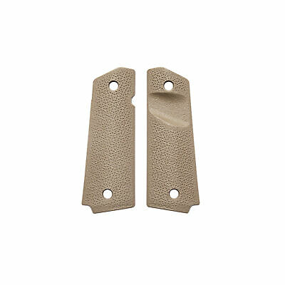 $25.99 • Buy Magpul MAG544-FDE TSP Grip Panels Textured Polymer FDE Fits Full Size 1911 Gov