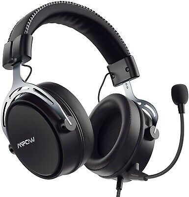 AU60.36 • Buy Mpow Air SE Gaming Headset For Xbox One PS4 PS5 PC Switch Gaming Headphones NEW