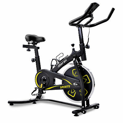 £128.57 • Buy  Exercise Fitness Bike Cardio Workout Training Home Gym Machine With LCD Console