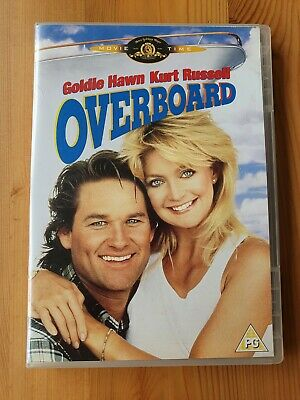 £2.29 • Buy Overboard Dvd Preowned