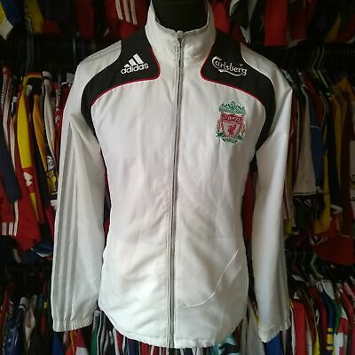 £29.99 • Buy Liverpool 2008 Training Football Shirt Track Top Adidas Jersey Size Adult S