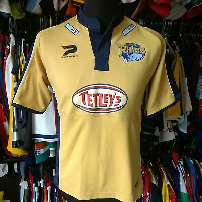 £29.99 • Buy Leeds Rhinos 2005 Away League Rugby Shirt Patrick Jersey Size Adult S