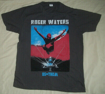 £6.99 • Buy Roger Waters / Us Them  2018 Tour T.shirt   M  Never Warn