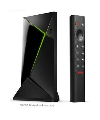 $ CDN392.48 • Buy NVIDIA SHIELD Android TV Pro 4K HDR Streaming Media Player; High Performance,...