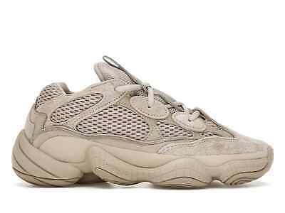 $ CDN398.97 • Buy New Authentic Adidas Yeezy 500 Taupe Light GX3605 Size 5.5 US Men's/ 7 Womens