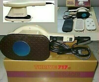 £49.78 • Buy Japan Made Thrive 717 Full Body Massager Physiotherapy Machine 717 USA SALE