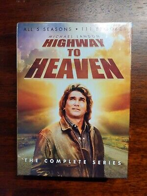 £19.92 • Buy NEW SEALED Highway To Heaven: The Complete Series DVD *SEE DESC*