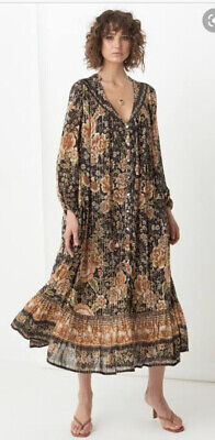 AU280 • Buy Spell & The Gypsy Collective Mystic Gown Nightfall XS *BNWT*