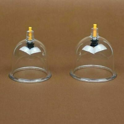 $2.84 • Buy Chinese Health Size 55mm Cupping Cups For Slimming Vacuum Therapy_Acupunc B1X1