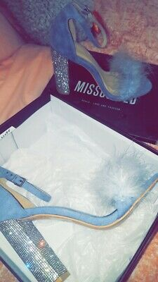 £27 • Buy Missguided Sworoski Shoes Size 6