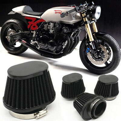 £21.99 • Buy 4X54/55mm Universal Motorcycle Dirt Bike ATV Engine Air Breather Filter Pod Cone