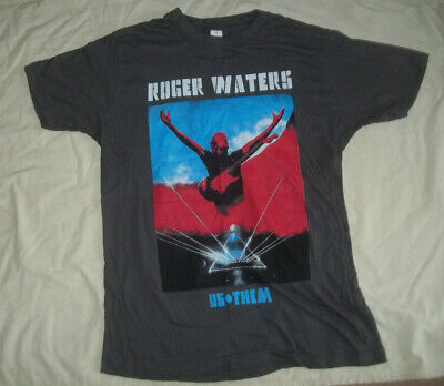£6.99 • Buy Roger Waters / Us Them  2018 Tour T.shirt   L  Never Warn