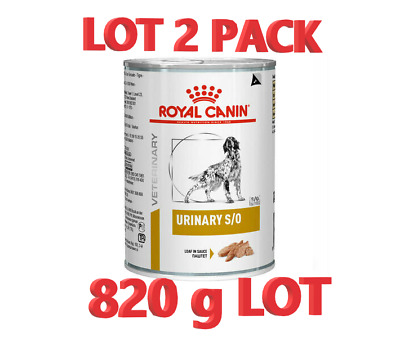 £18.44 • Buy  Royal Canin URINARY S/O DOG Wet 0.41kg - Canned Food For Dogs