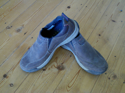 £15 • Buy Clarks Wave Leather Loafers (Wavescree East) Size 7