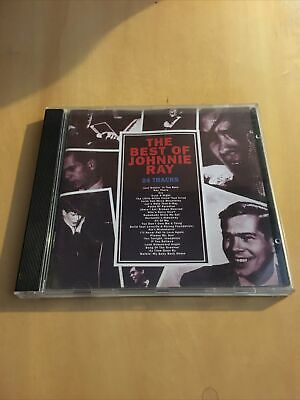 £1.98 • Buy Johnnie Ray The Best Of Cd Album 1996 Rare