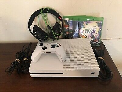 AU300 • Buy Microsoft Xbox One S 500GB Console + Accessories And Games