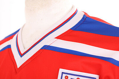 £26.99 • Buy England 1982 World Cup Number 16 Robson Retro Red Away Football Shirt Xxl