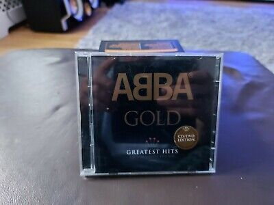 £5.75 • Buy Abba  -  Gold Greatest Hits 2010 Cd & Dvd Special Edition In Vgc