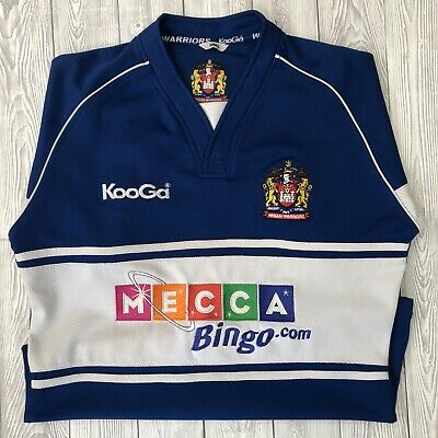 £23.99 • Buy Wigan Warriors Rugby Away Shirt 2009 - Men's Size Small