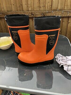 £25 • Buy Stihl Chainsaw Boots